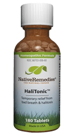 Native Remedies HaliTonic Body Odor Supplement Review