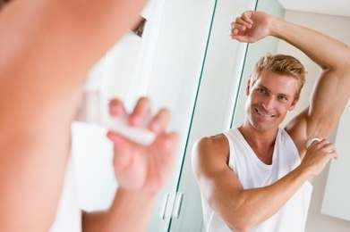 Treating an Overweight Person's Body Odor