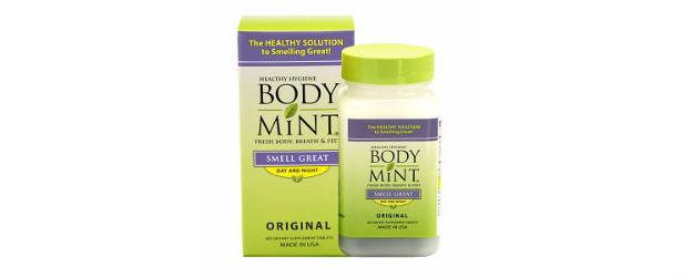 Body Mint Original Deodorant Review